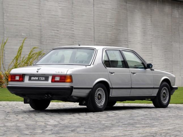 BMW-7-Series-733i-E23-1977-1986