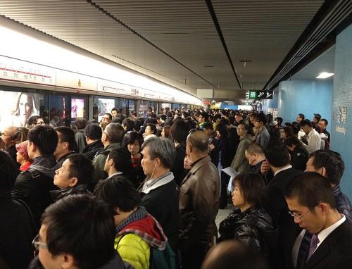 HK-MTR-Congestion